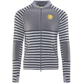 Edelrid Creek Fleece Jacket Men Grey